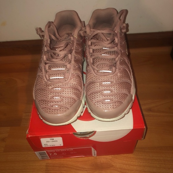 Particle Sneaker Tuned Air Plus Max Rose Nike Pink shxordCBQt
